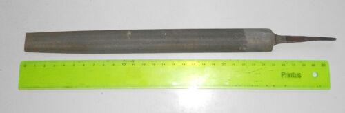 W12 Halbrundfeile />/> nach Größenauswahl /</< DDR NOS Vintage Werkzeug