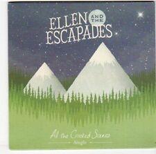 (EM714) Ellen & The Escapades, All The Crooked Scenes - DJ CD