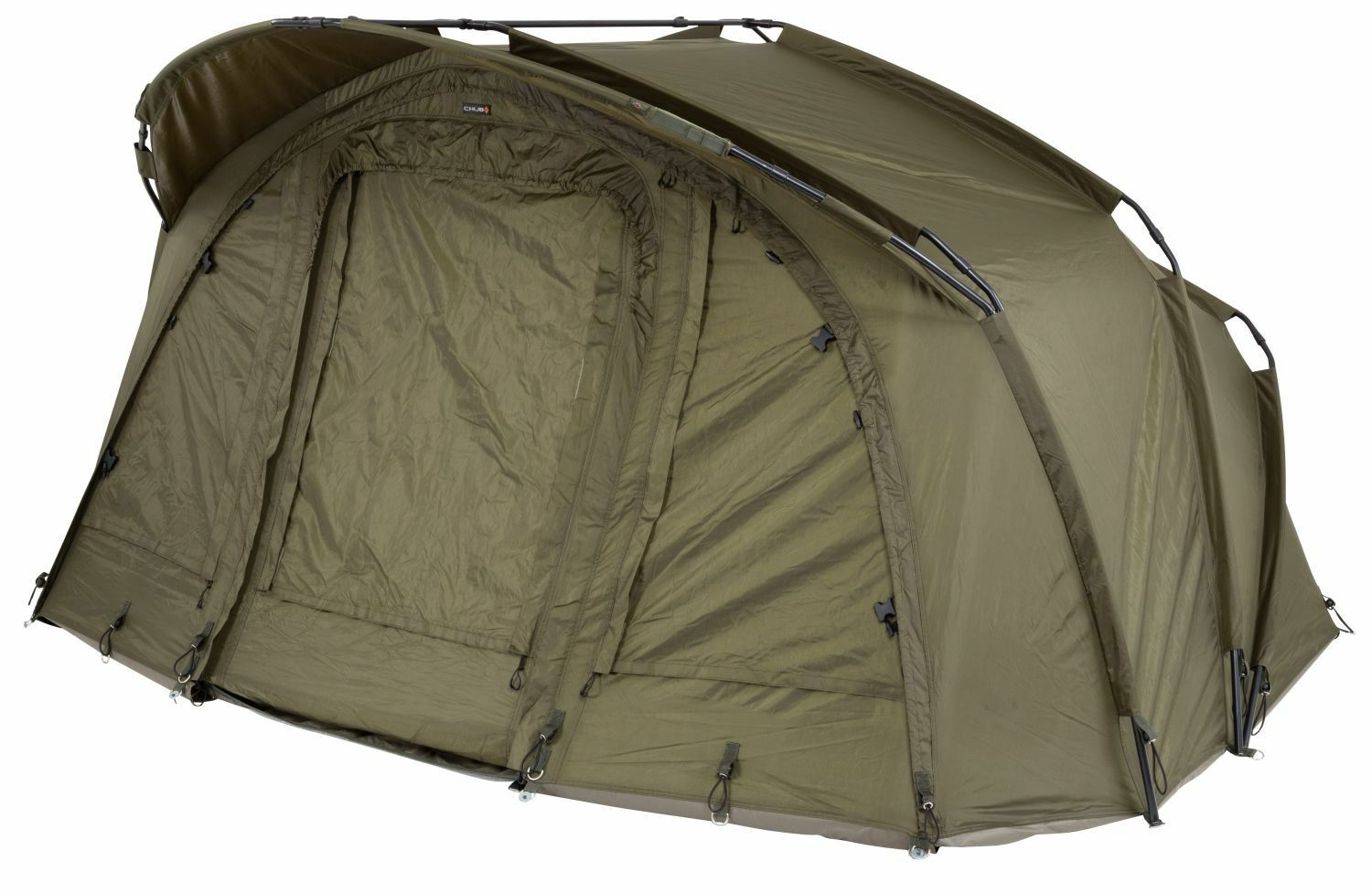 Chub cyfish 1 ON 1-homme tente tente tente avec Winterskin paréo complètement angelzelt Camping d401f4