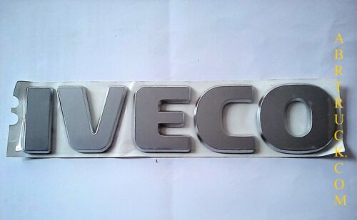 AUTOCARRO SIGLA LOGO STEMMA ADESIVO 22 5 CM IVECO  FIAT CAMION 500364642