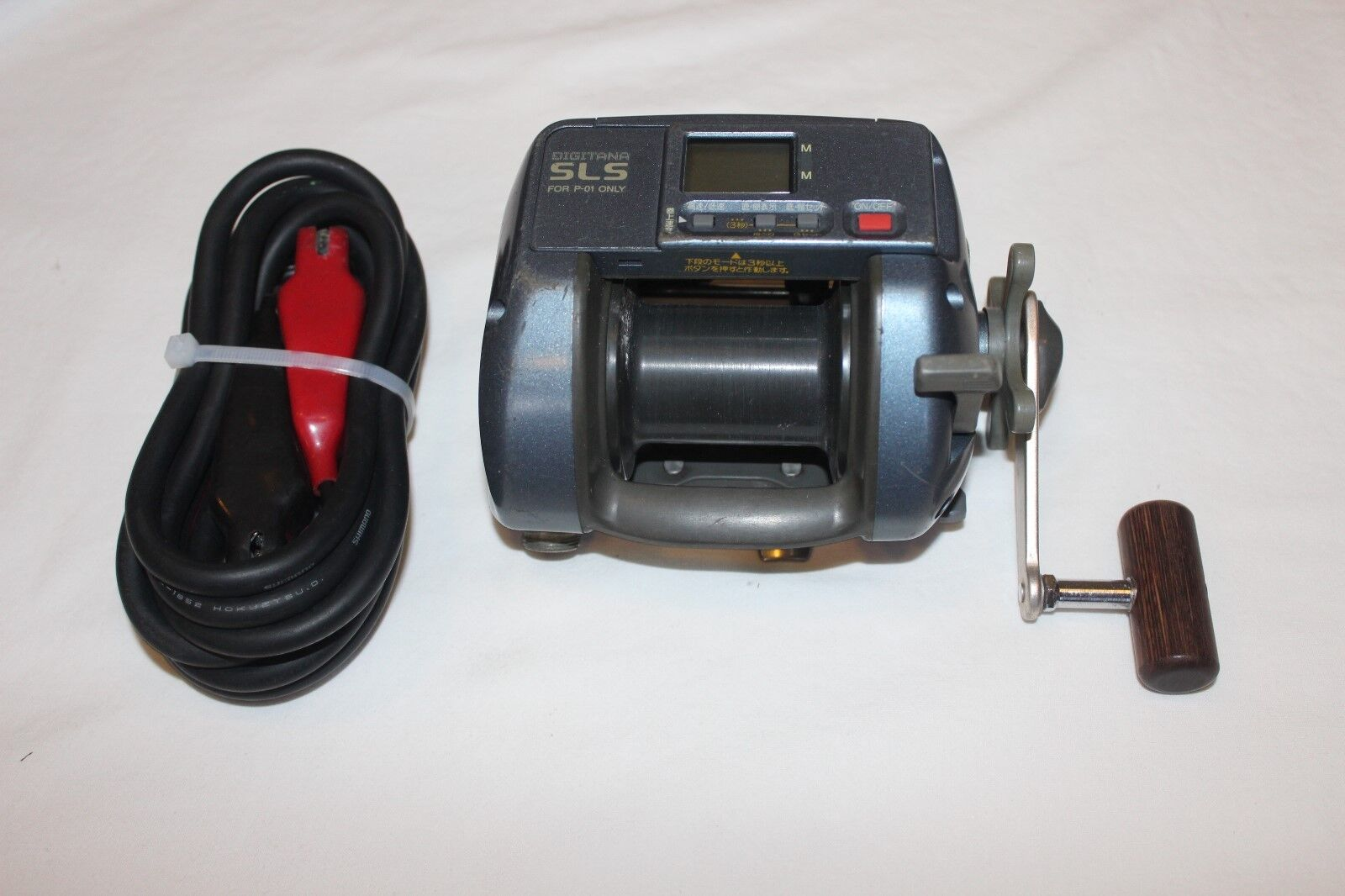 SHIMANO DENDOU-MARU 3000 EV-ELEKTRGoldLLE-MADE IN JAPAN-Nr-878