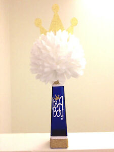Amazing Details About 1 Royal Prince Baby Shower Centerpieces Gold Crown Cutouts Birthday Decorations Beutiful Home Inspiration Xortanetmahrainfo
