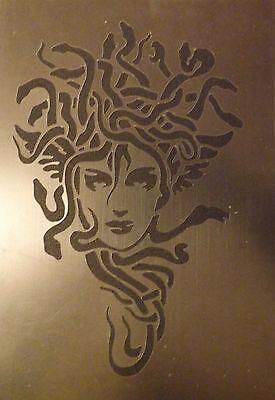 airbrush stencil templati tatoo aerografia in formato A3 A4 A5 di alta qualità