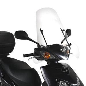 Pare-brise Givi 102a Complet De Attaques A283a Yamaha Cygnus X 125 2007 - 2015 Performance Fiable