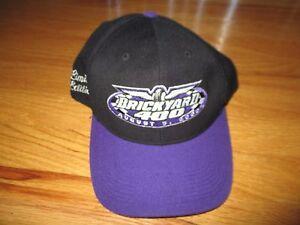 BRICKYARD 400 August 5, 2000 (Adjustable Snap Back) Cap BOBBY LABONTE WINNER