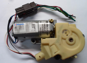Webasto Solaire 4300 5300 Aftermarket Sunroof Motor Tested Sm4 Ebay