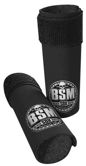 6U-BLACK-BSM 80-0082 6in. I Black BSM Edition Street Shock Sox