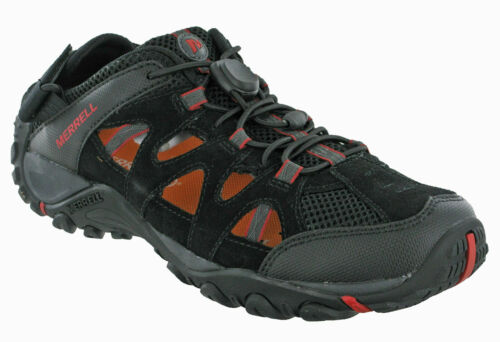 Merrell Yokota Ascender Stretch Convert Shoes Leather Open Back Toggle J343446C
