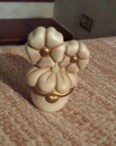 Fiori Thun.Vaso Vasino Bianco Fiori Thun 6 5cm Ebay