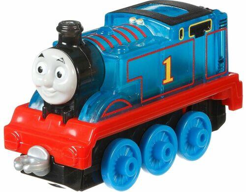 Thomas /& Friends Adventures LIGHT UP RACER THOMAS Metal Engine DXV21 NEW