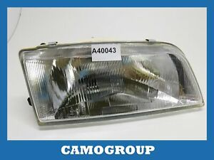 Front Headlight Right Front Right Headlight Depo For CITROEN Zx 91