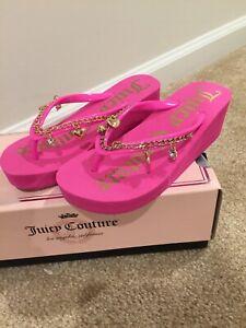 Juicy Couture Girls Rubber Platform