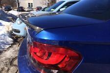 FIBER NATION made by SEIBON 08-12 BMW 1 Carbon Accented Fiberglass Trunk CSL E82