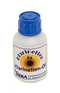Reka Clarinette Calibre Oil, Klarinetten-öl, Holzblasinstrumenten-öl