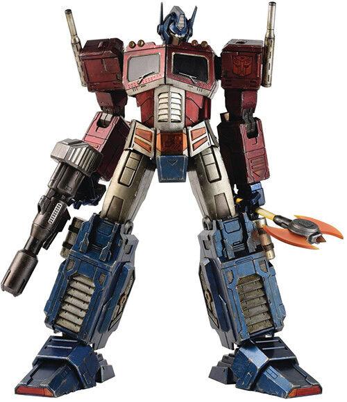 Tranformers Generation One Premium Scale Collectible - G1 Optimus Prime Classic
