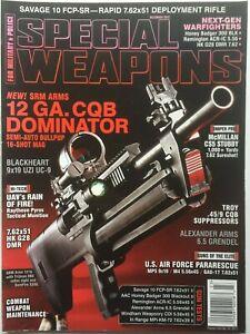 SRM-ARMS-12-GA-CQB-DOMINATOR-2012-SPECIAL-WEAPONS-Magazine-BLACKHEART-UZI-NEW