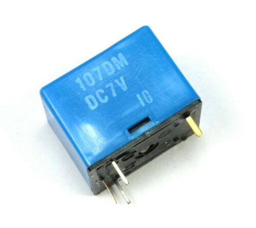 SPST SRW-S 107DM 10pcs Tyco//Bussman Relay 7VDC Relay