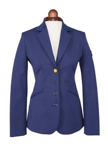 Shires Chaqueta para mujer mostrar aubrion Calder-Azul Marino