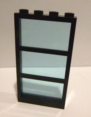 1 x LEGO® 57894//6160 Fenster schwarz,Einsatz hellblau wie auf dem Foto.