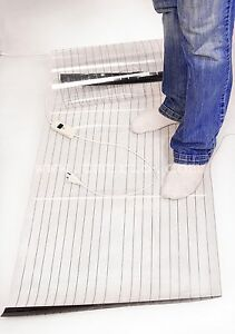 New-MOBILE-HEATING-FLOOR-220V-FLOOR-NATURAL-HEAT-HEATER-WITHOUT-MOUNTING-IN