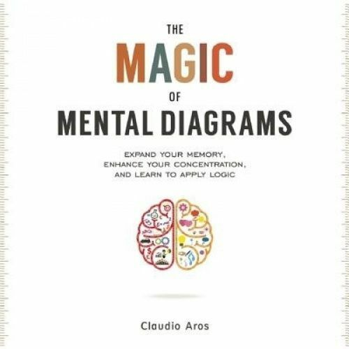 The Magic Of Mental Diagrams  Expand Your Memory  Enhance Your Concentration  And Learn To Apply