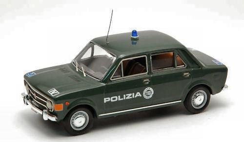 Fiat 128 4 Doors Italian police 1969 1 43 Model rio4182 río