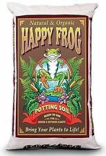 ORGANIC FOX FARM HAPPY FROG POTTING SOIL 2 GALLON-Free Shipping to USA only!