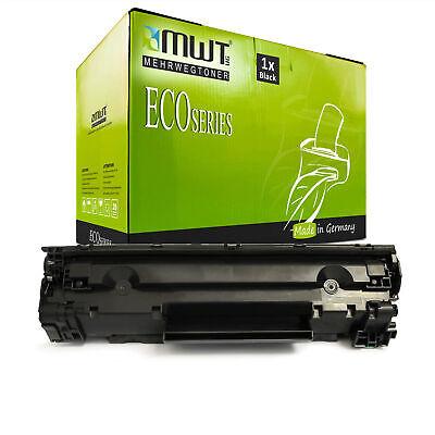 4x MWT ECO Toner für HP LaserJet P-1101 P-1103 M-1218-nfs P-1002-WL M-1136-MFP