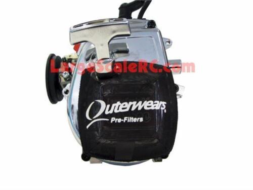 BLUE 20-2273-02 Outerwears Pull-Starter Cover Losi 5ive DB XL Baja CY Zenoah