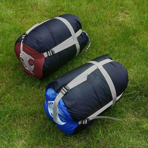 Kompression Sack Schlafsack Abdeckung Tasche Kleidung Stuff Außen Driften Oxford