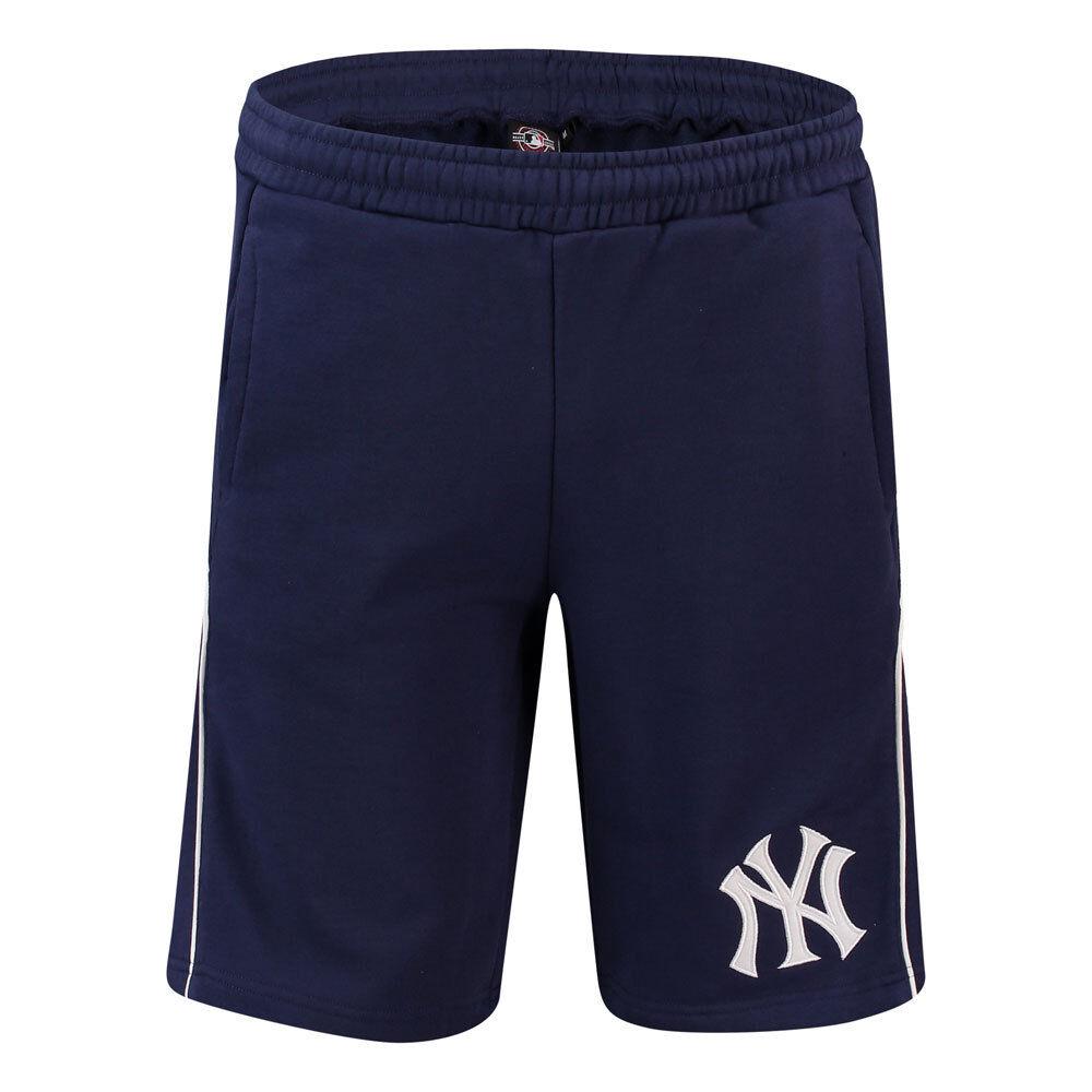 Pantaloncino Majestic Maki Fleece Short New York Yankees