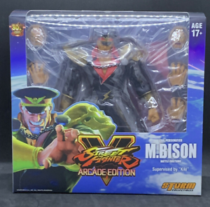 STORM COLLECTIBLES Street Fighter V - Arcade M.Bison Battle Costume