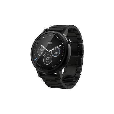 Motorola Moto 360 Smartwatch 2nd Gen 46MM  6 Months Manufacturer Warranty!!