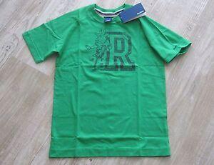 NEU-Reebok-Kinder-Sportshirt-T-Shirt-Gr-152-in-gruen