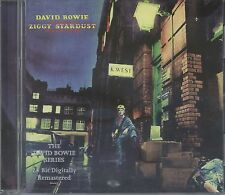 DAVID BOWIE - Ziggy Stardust CD Remastered