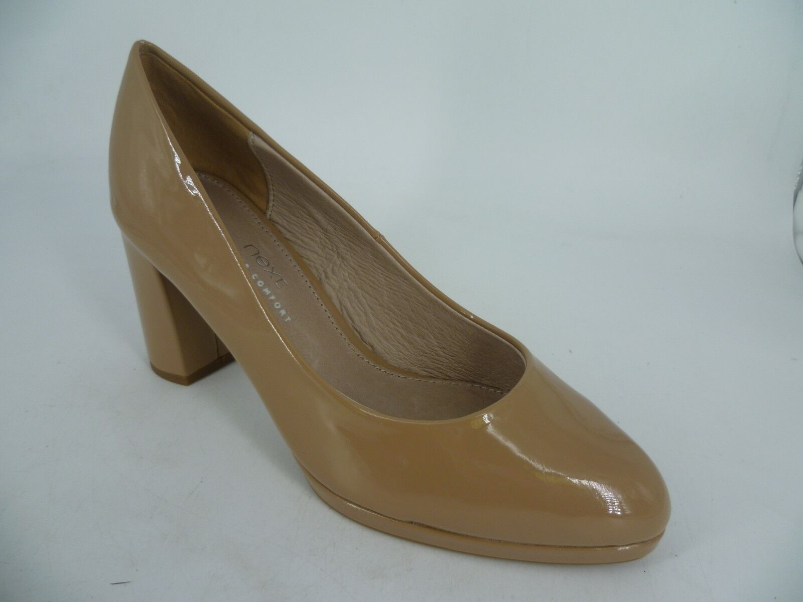 Next Platform Courts shoes Nude Size UK 4 EU 37 NH05 59