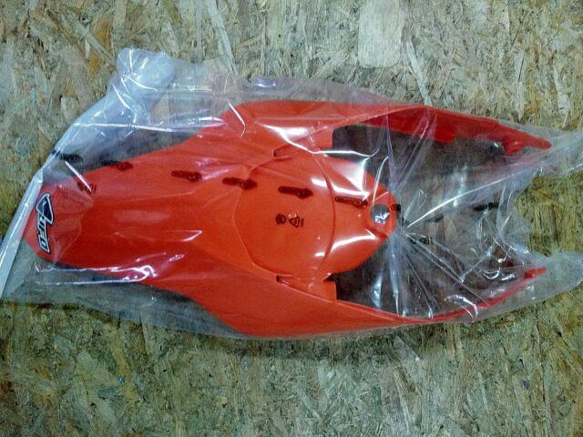 KTM Guardabarros Traseros EXC 125 250 400 450 530 525 Orange 2008-2011 2010 2009