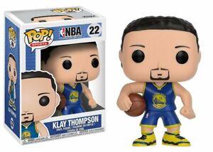 Klay Thompson Vinyl Figure Item #21829 NBA Funko Pop Sports