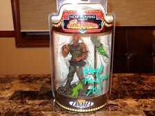 The Toxic Avenger Signed Action Figure Lloyd Kaufman Now Playing Toxie Troma COA