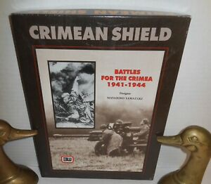 Boxed-BOARD-WAR-GAME-WW2-East-Front-3W-Crimean-Shield-1941-1944-UNPunched-1994