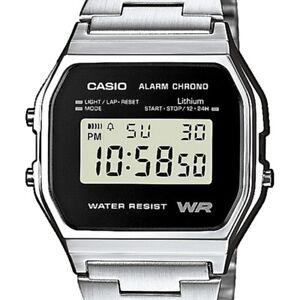 8d9bf43c08c3 Image is loading Reloj-casio-collection-digital-clasico-retro-A158WEA-1EF-