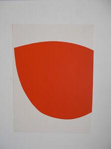 Ellsworth Kelly Derri\u00e8re le Miroir No 110 Fine Art Paper print