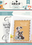 miniatura 31 - Nitwit-Pawsitivity-Crafter-039-s-Companion-Decoupage-Topper-Pad-Sello-O-Troqueles