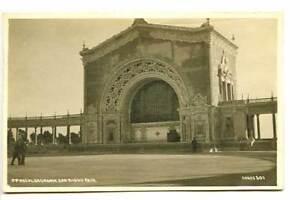 Pan-American-Expo-Spreckles-Organ-RPPC-Postcard
