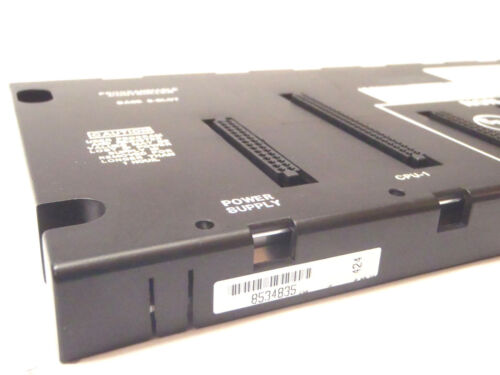 GE Fanuc IC693CHS397L Programmable Controller Base 5-Slot