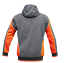Hi-Vis-Fleece-Jacket-Full-Zip-Hoodie-Jumper-Panel-with-Piping-Body-Dark-Marble thumbnail 22