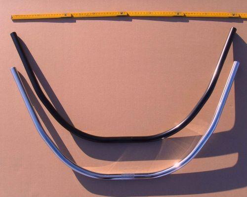 Cruiser Lenker, verchromt, 81 cm, rund gezogen, wirklich der coolste  | Preisreduktion