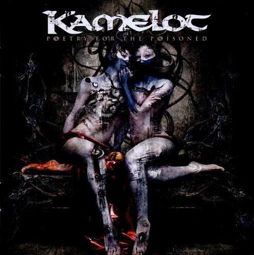 KAMELOT | Poetry For The Poisoned | CD Digipak 2010 | Zustand: Sehr gut!