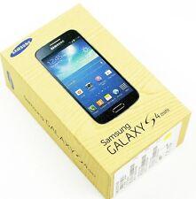 Nuevo Samsung Galaxy S4 Mini 8GB Desbloqueado LTE 4G NFC Smartphone-Negro Edición