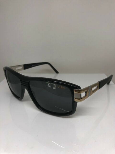2bbec86c0d4d New Cazal Legends 8027 Sunglasses Authentic C. 001 Shiny Black 61-13mm  Germany